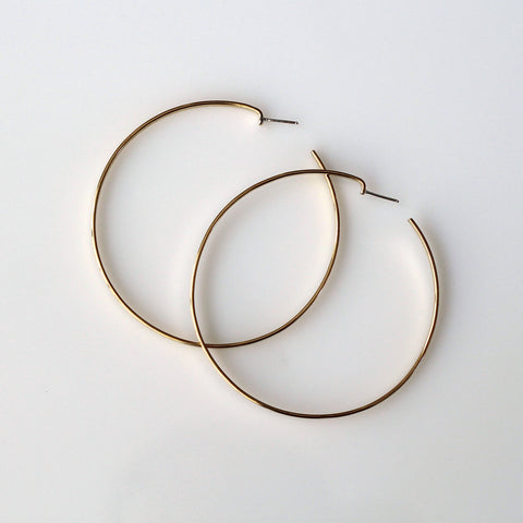 Cottontail Hoops - Large
