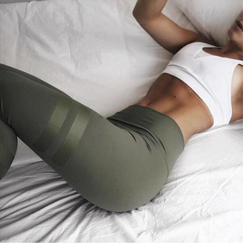 Women's High-Waist Fitness Leggings