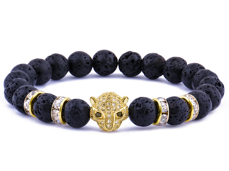 FREE Fox Black or Gold Bracelet