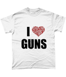 I LOVE GUNS (VALMONT FIREARMS EXCLUSIVE)