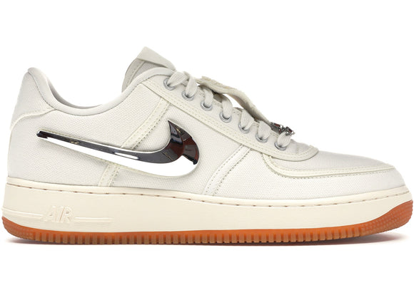 Travis Scott Air Force 1 Sail