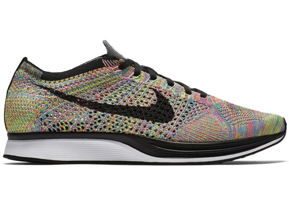 Flyknit Racer Multicolor Grey Tounge