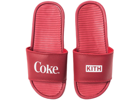 Kith Coke Slippers
