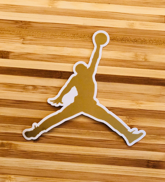 Sticker Jordan Jumpman