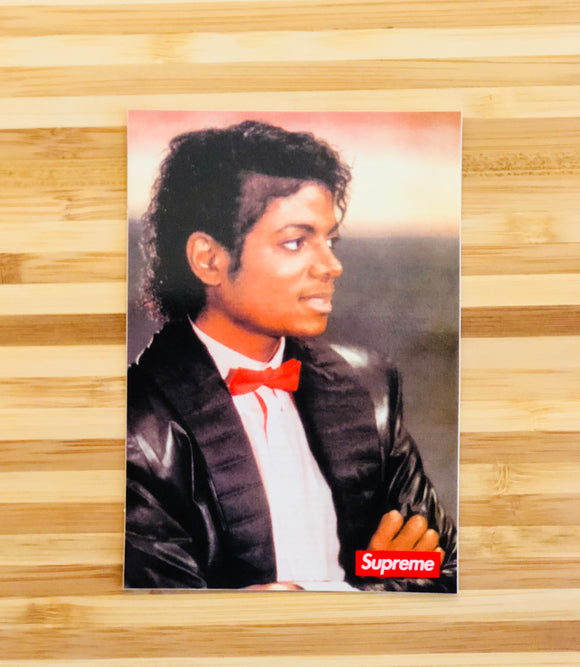 Sticker Michael Jackson