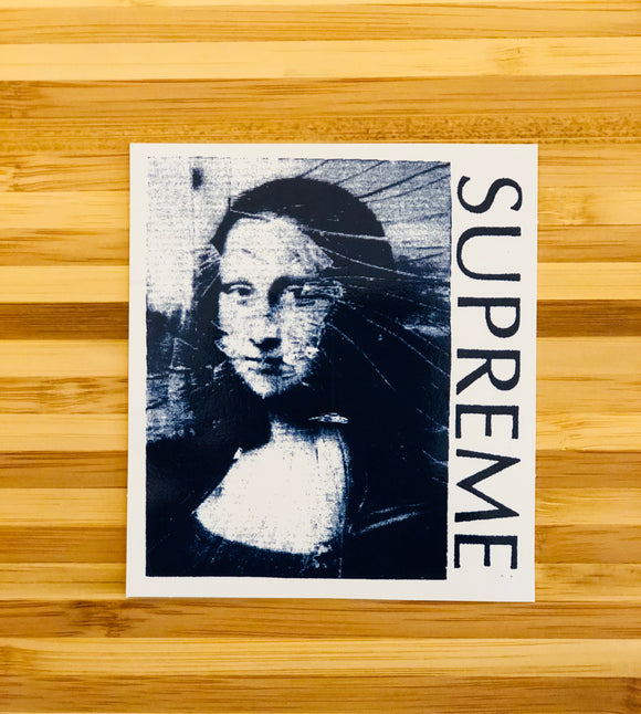 Sticker Mona Lisa