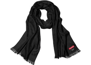 Supreme Fuck Wool Scarf Black