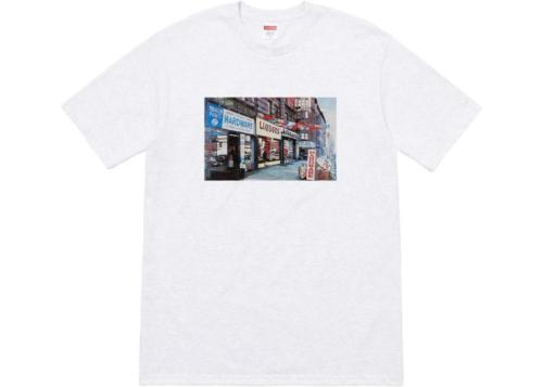 Supreme Hardware Tee White