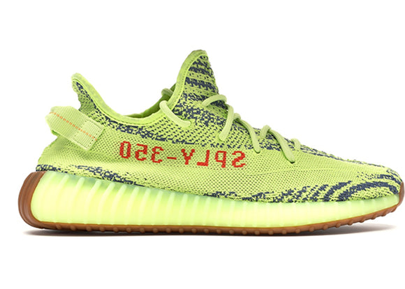 Yeezy 350 V2 Semi Frozen Yellow