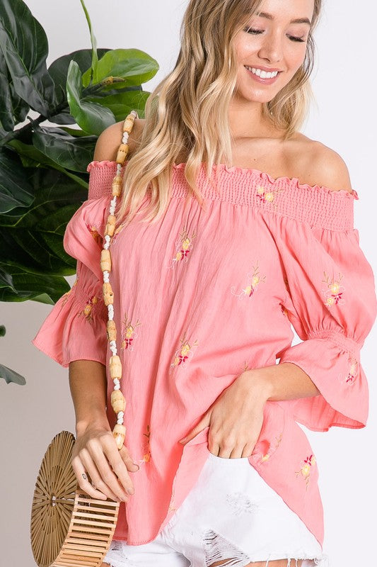 SOUTHERN SWEETNESS TOP