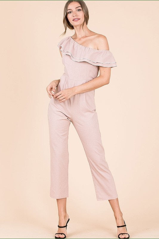 BABY LOVE CAPRI JUMPSUIT