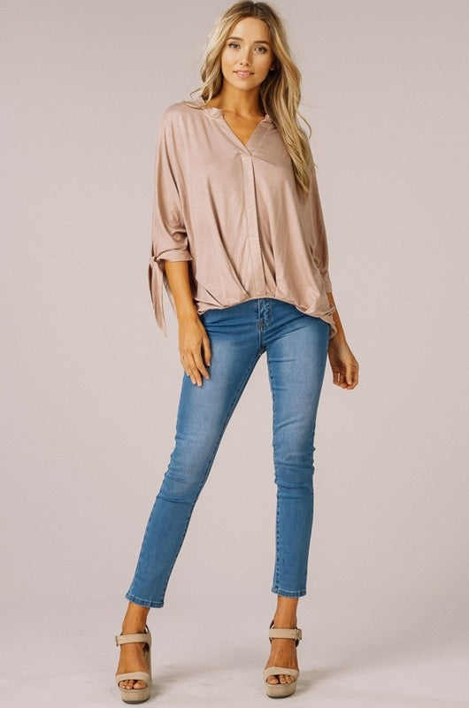 FALL READY TOP