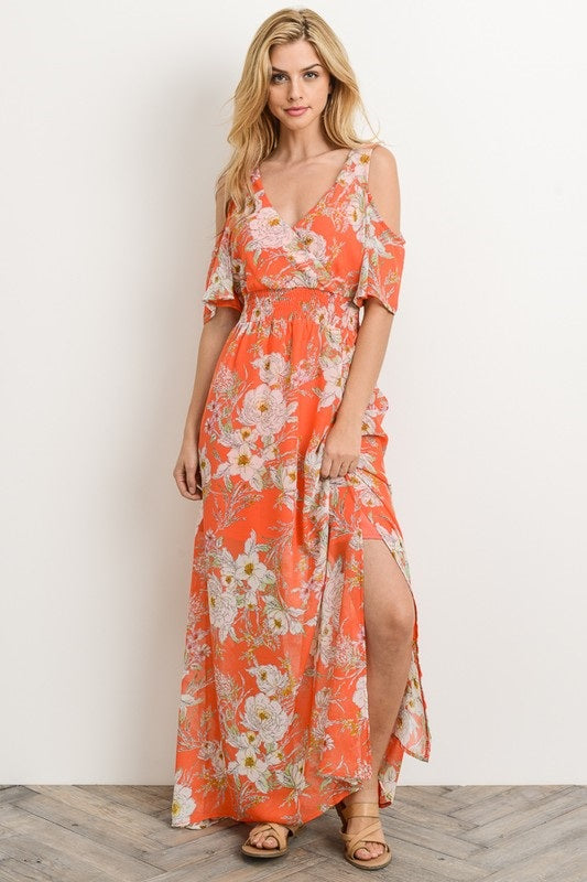 SERENDIPITY MAXI DRESS