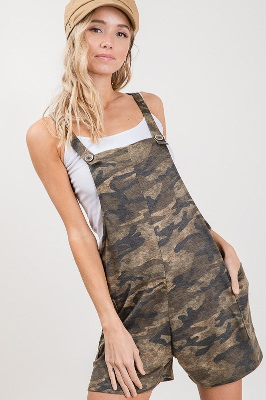 CAMO FOR THE WIN OVERALLS