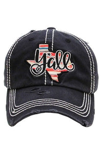 TEXAS Y'ALL HAT