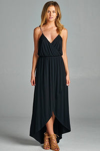 LALA BOSS BABE MAXI DRESS