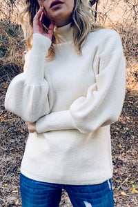 THE GEMMA SWEATER