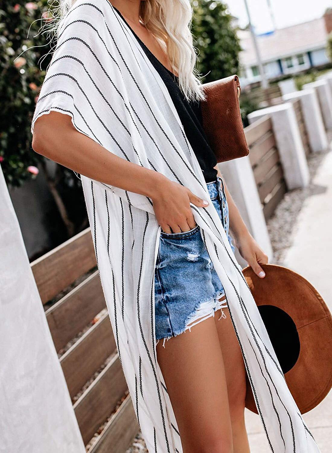 SHINE ON DUSTER CARDIGAN