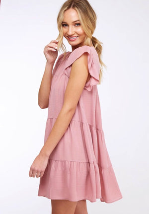 ADORBS BABYDOLL DRESS
