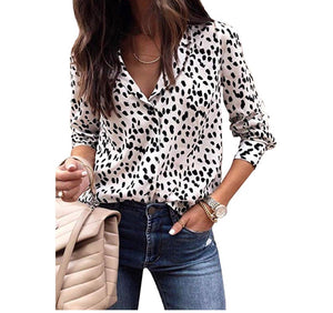 LOOKING FOR YOU ANIMAL PRINT TOP
