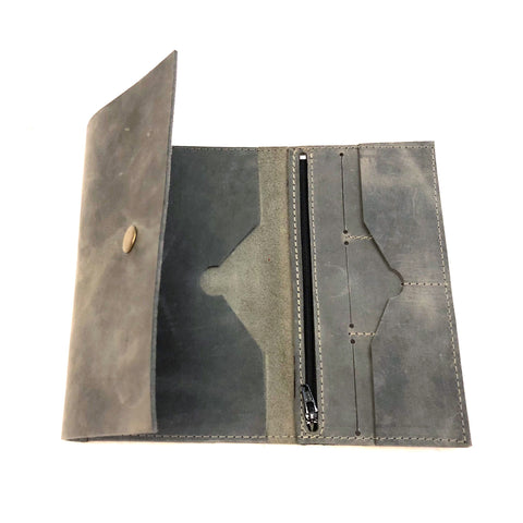 Leather wallet / Passport holder