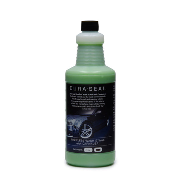 Dura-Seal Rinseless Wash & Wax with Carnauba - 1 Litre
