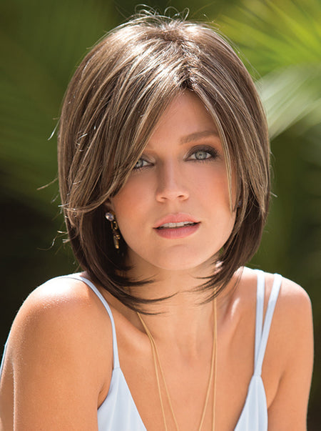 Milan : Mono Top Synthetic Wig