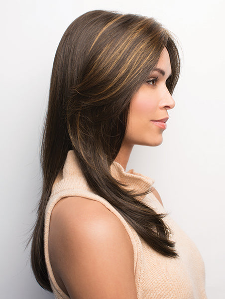 Brandi : Mono Top Synthetic Wig