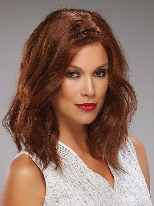 Gwyneth: Lace Front all Hand-Tied Remy Human hair wig