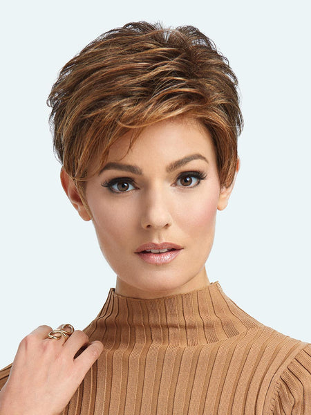 Affluence : Hand-Tied Synthetic Wig