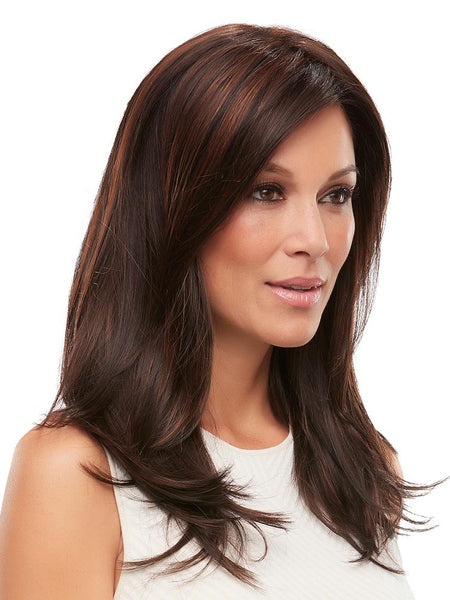 Alessandra  : Lace Front All Hand-Tied Wig