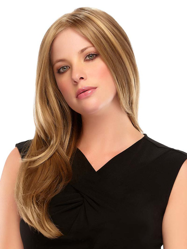 Amanda : Monofilament  Synthetic wig