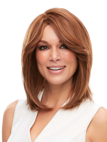 Carrie : Lace Front Human hair wig