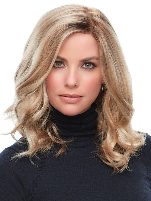 Clair : Lace Front Monofilament Synthetic wig