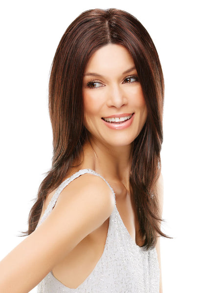Adriana : Lace Front All Hand-Tied Wig