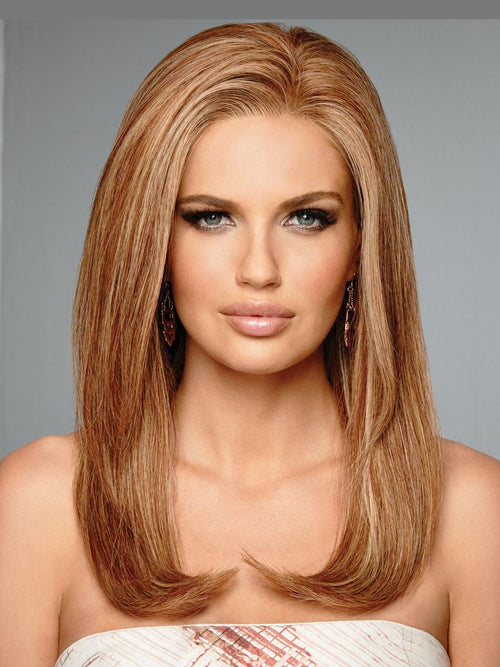 High Fashion : Hand Tied  Lace Front Human Hair Wig
