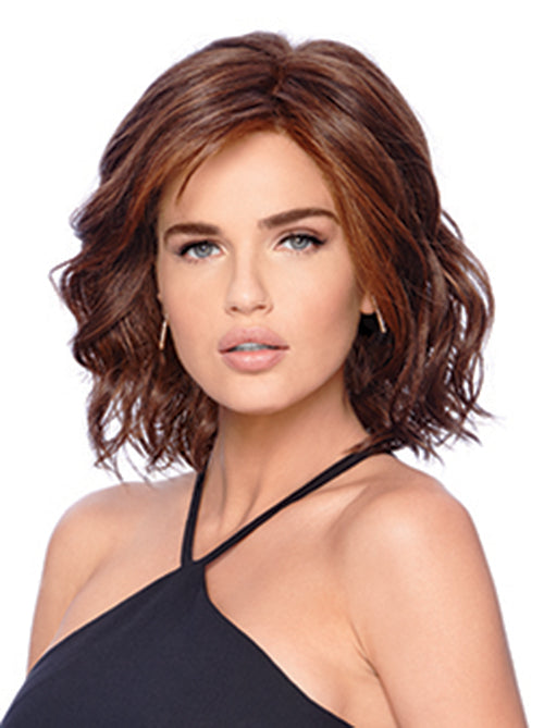 Editor's Pick : HF Lace Front Mono Top Synthetic Wig