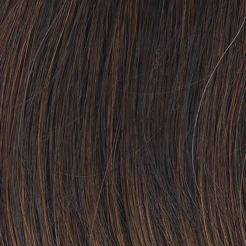 Pinnacle : Lace Front Mono Top Synthetic wig