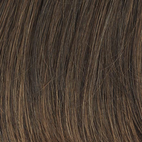Soft & Subtle :  Lace Front Mono Part Synthetic Wig