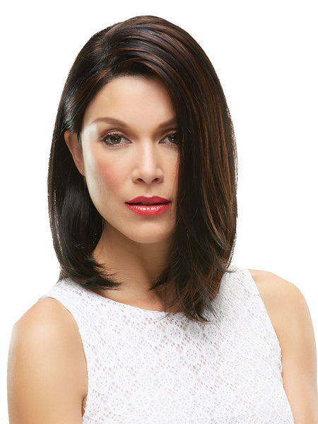 Karlie :  All Hand-Tied Lace Front  Synthetic wig