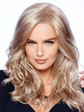 Longing for Long : Lace Front Mono Top Synthetic Wig