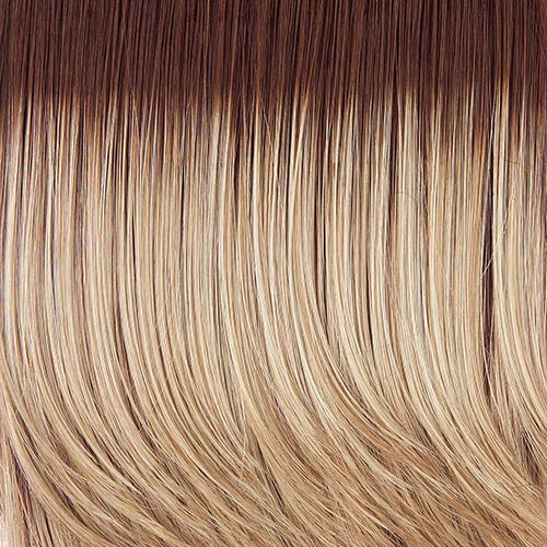 Brave The Wave : Lace Front Mono Top Synthetic Wig