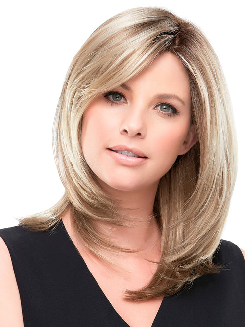 Sandra : Hand Tied Synthetic Wig