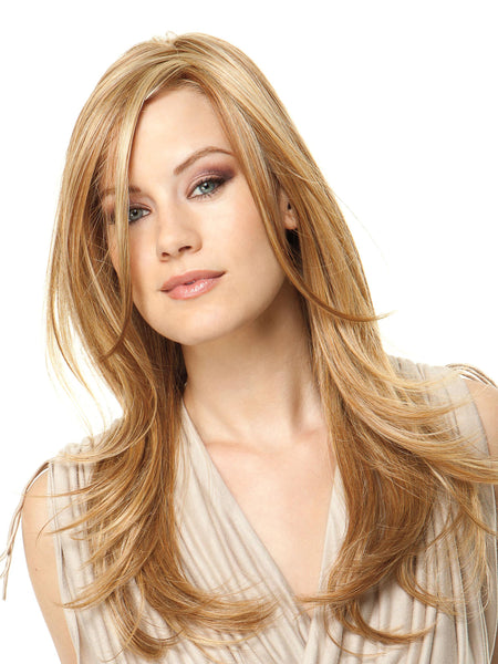 Scene Stealer : HF Hand-Tied Lace Front Synthetic wig