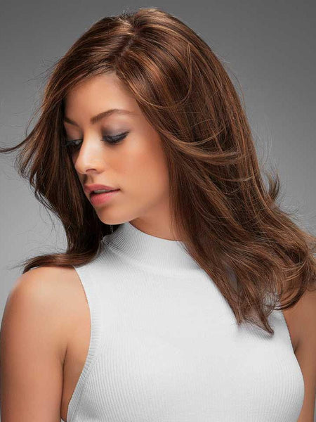 Sienna : Lace Front Remy Human hair wig