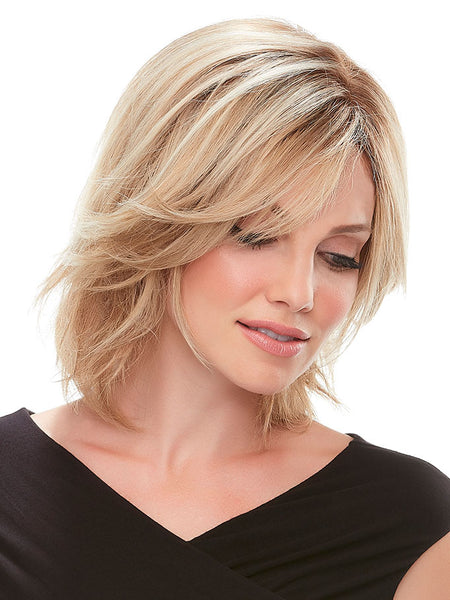 "Top Form 8"" : Remy Hair Clip-in Toppers"