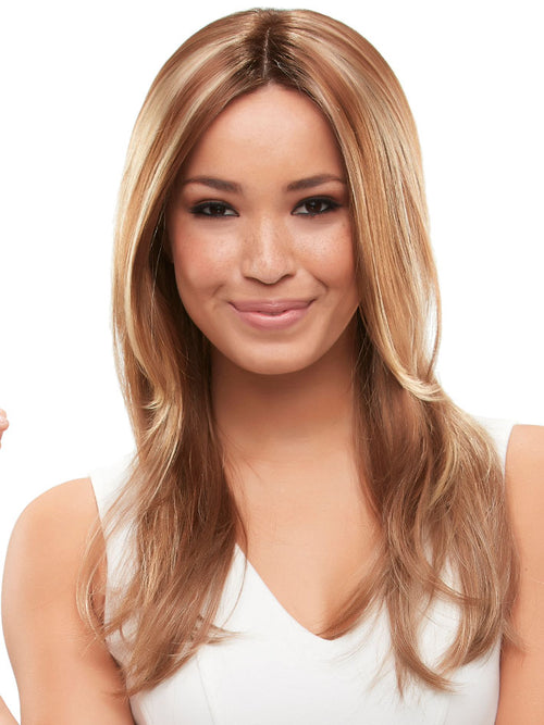 Zara : Lace Front Mono Top Synthetic Wig