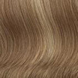 Straight Up With A Twist : HF Lace Front Mono Top Synthetic Wig