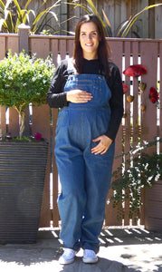 Comfy Classic Country Style Denim Dungaree