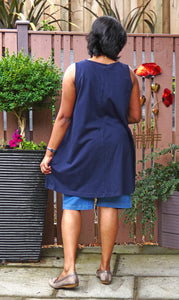 Smart Summer Singlet T-Shirt / Dress